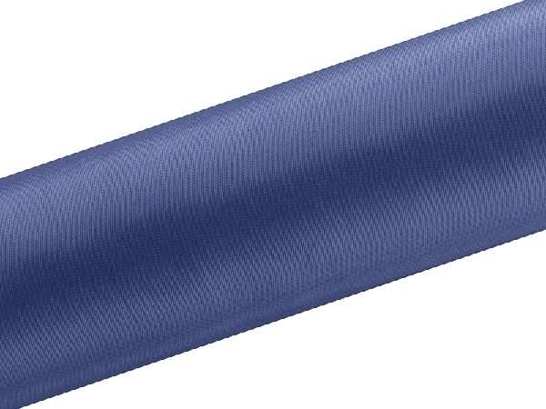 szatén selyem sötétkék (150 cm)