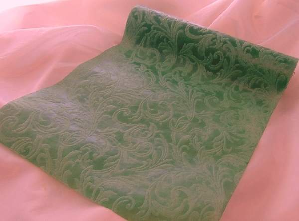 dombornyomott vetex zöld (50 cm x 4,5 m)