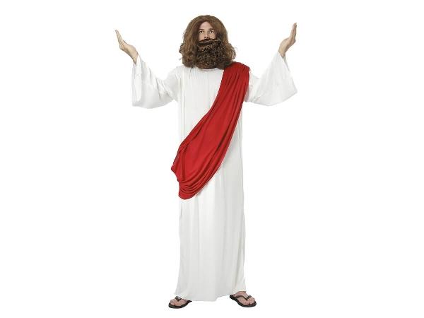 Jézus jelmez (L méret)- SL-JEZL