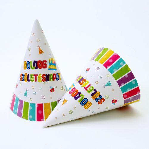 Csákó Boldog Születésnapot II. (6 db)