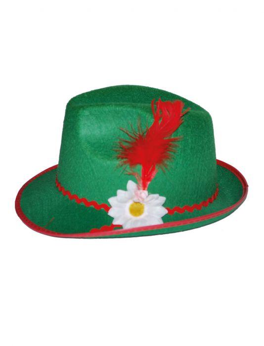 bajor, tiroli kalap gyerek méret -E-62173