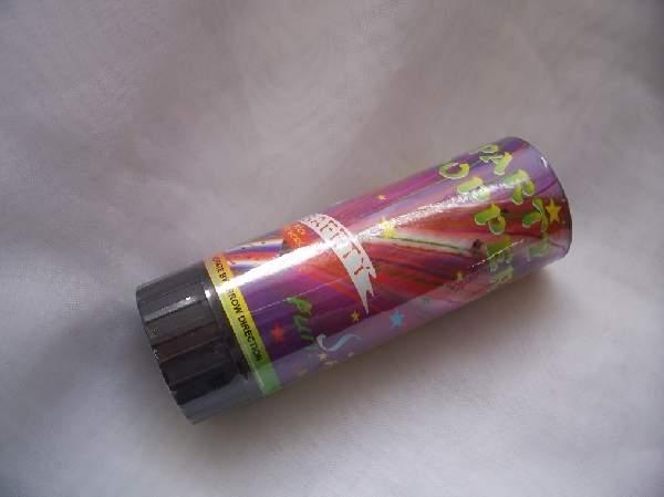 Konfetti ágyú, konfetti kilövő 11 cm-es
