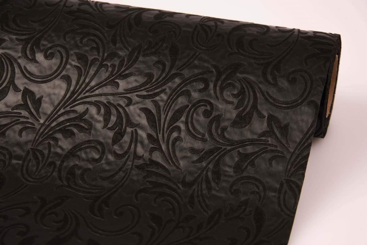dombornyomott vetex fekete (50 cm x 4,5 m)