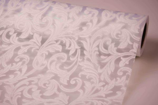 dombornyomott vetex fehér (50 cm x 4,5 m)