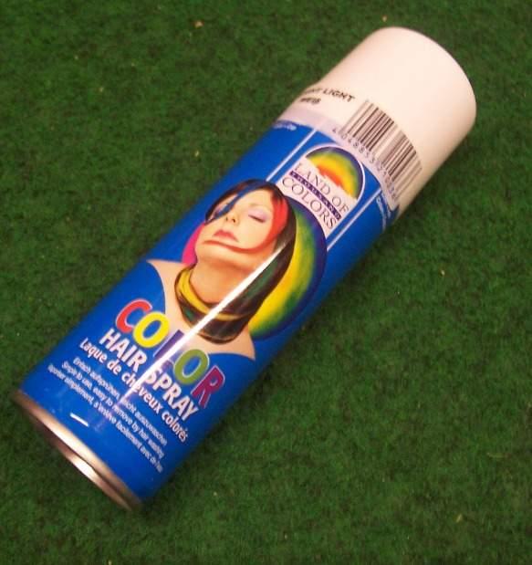 Hajszinező spray